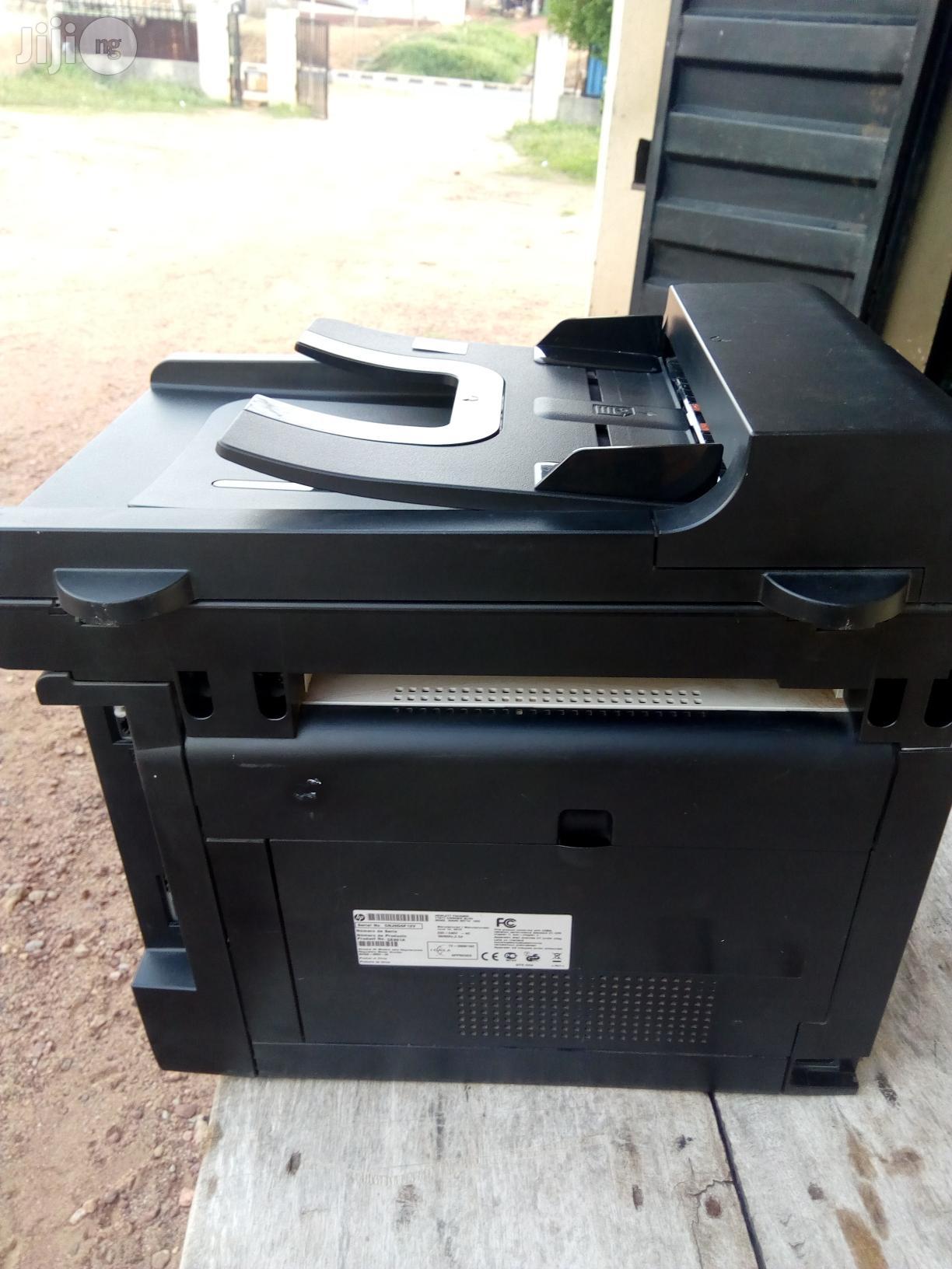 Colour Laserjet CM1415 MFP In Good Condition   Printers & Scanners for sale in Ado Ekiti, Ekiti State, Nigeria