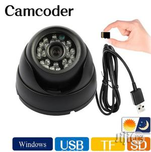 CCTV Standalone High Definition Indoor Video Camera Support 32gb SD | Security & Surveillance for sale in Lagos State, Ikeja