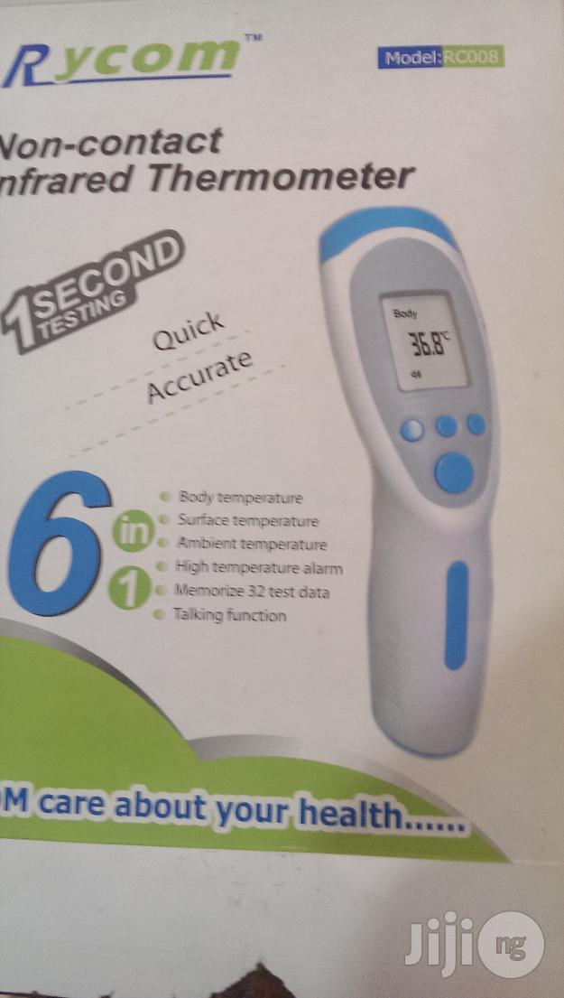 Non Contact Infrared Thermometer | Medical Equipment for sale in Ikeja, Lagos State, Nigeria