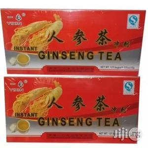 2 Yixin Ginseng Tea –12 Satchets/Pack X2packs | Vitamins & Supplements for sale in Lagos State, Apapa