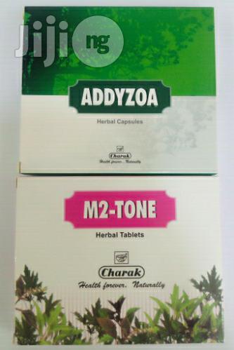 M2tone & Addyzoa Fertility Caps For Coupless