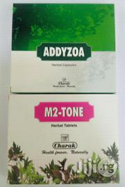 M2tone And Addyzoa Fertility Caps For Couples Trying Babiesi | Vitamins & Supplements for sale in Rivers State, Port-Harcourt