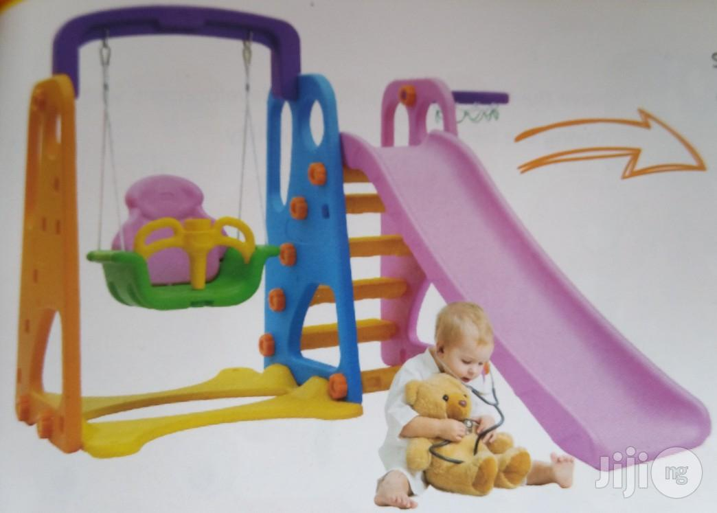 3 In 1 Playground Set Available On Grineria Store
