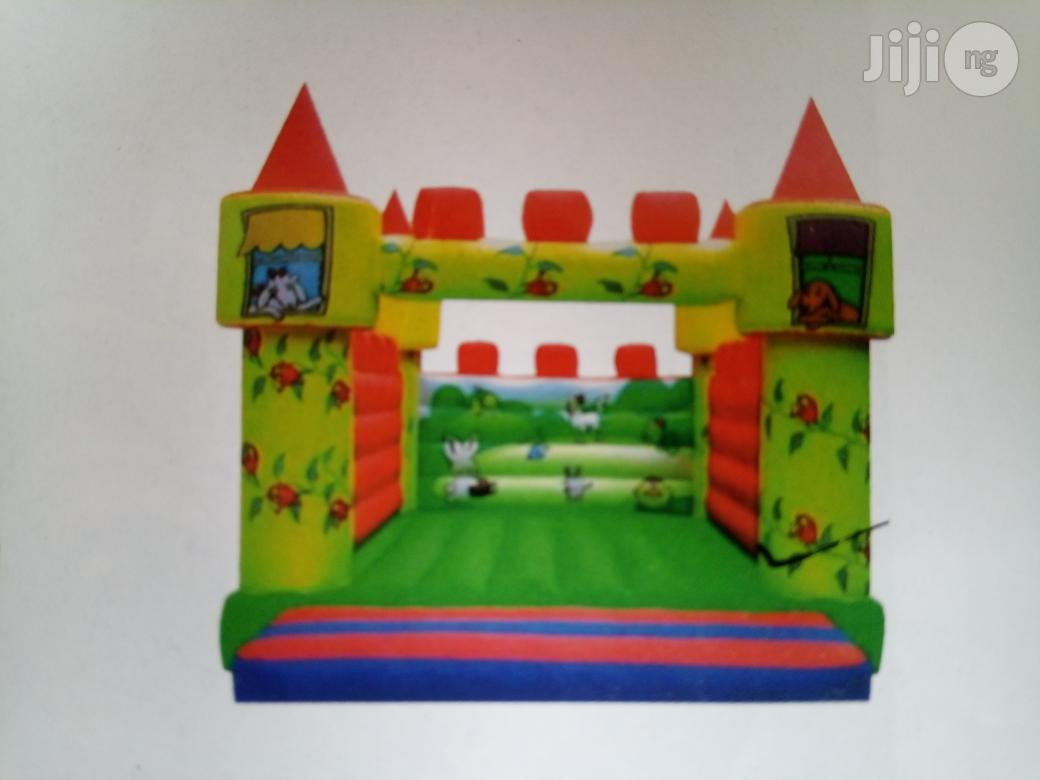 Bouncing Castle For Amusement Parks