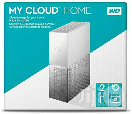 WD 2TB Cloud Home Personal Cloud Storage