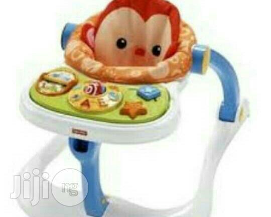 Baby Walker For Baby Comfort