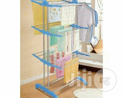 Foldable Baby Cloth Hanger