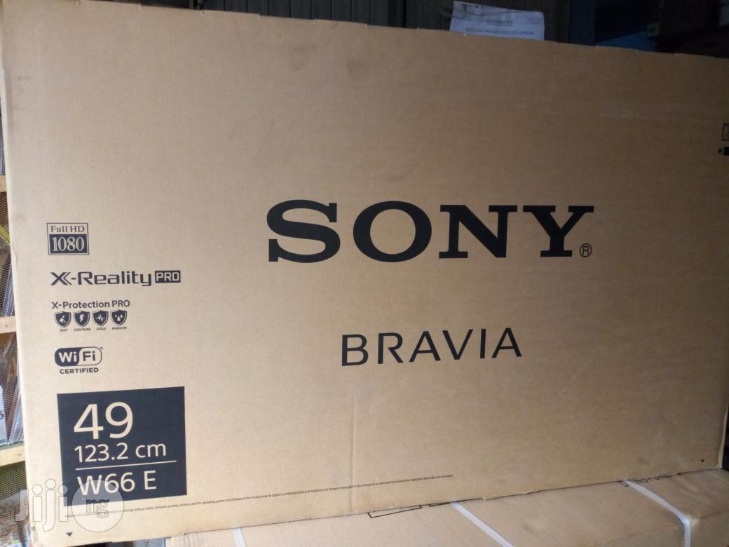 "49""Sony Bravia LED Television"