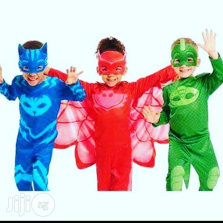 PJ Mask Costume Attire