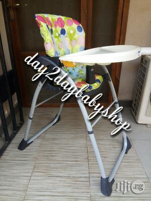 Tokunbo UK Used Chicco Highchair | Children's Gear & Safety for sale in Lagos State