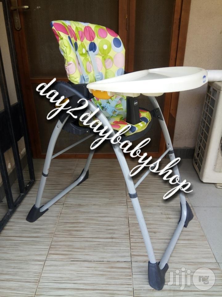Tokunbo UK Used Chicco Highchair