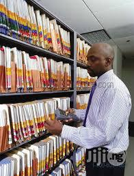 RFID File Tracking Management System