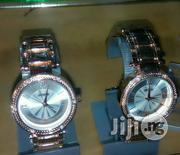 Guess Rose Gold Designer Watch | Watches for sale in Lagos State, Gbagada