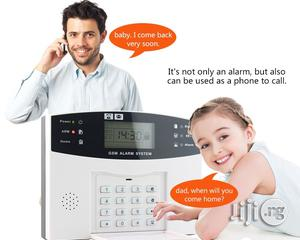 Wireless 99 Channel GSM Alarm System | Safetywear & Equipment for sale in Lagos State, Ikeja
