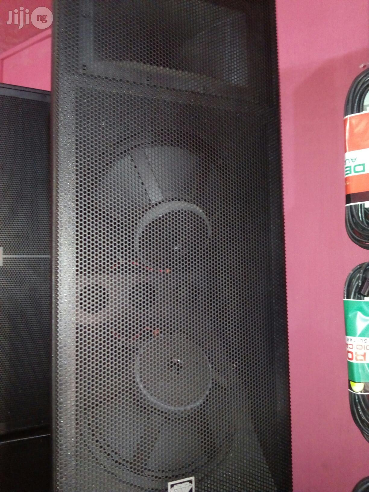 Archive: Masterpiece Double Speaker