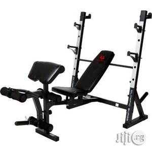 Commercial 300kg Weight Capacity Versatile Weight Bench | Sports Equipment for sale in Rivers State, Port-Harcourt