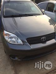 Tokunbo Toyota Matrix 2006 Gray | Cars for sale in Oyo State, Ibadan