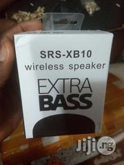 Sony Srs Xb10 Extra Bass Bluetooth Speaker | Audio & Music Equipment for sale in Lagos State, Ikeja