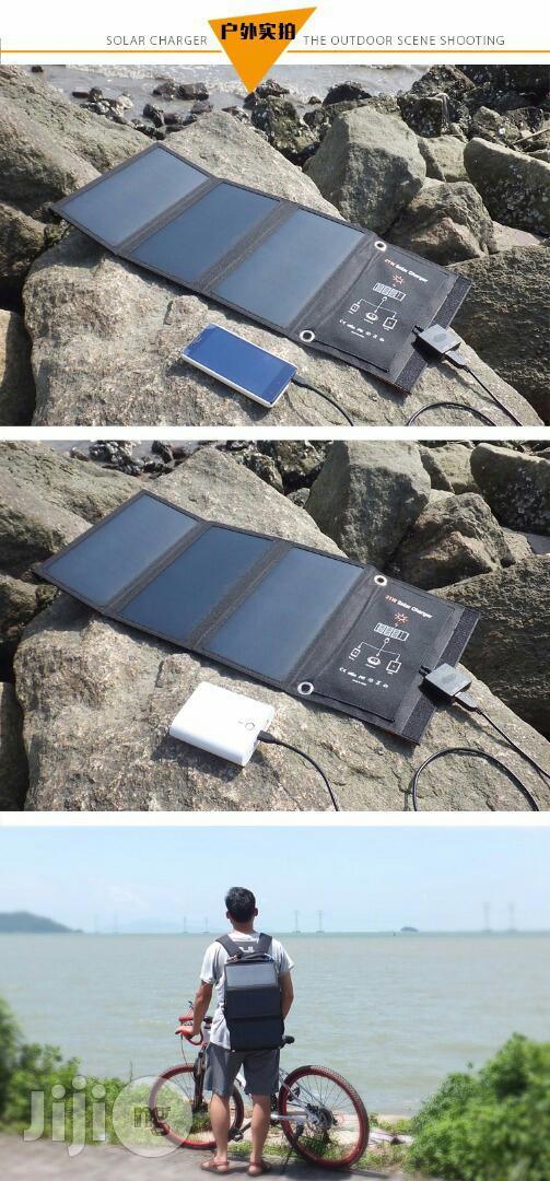 Mobile Phone And Tablet 21-watt Sun Solar Charger