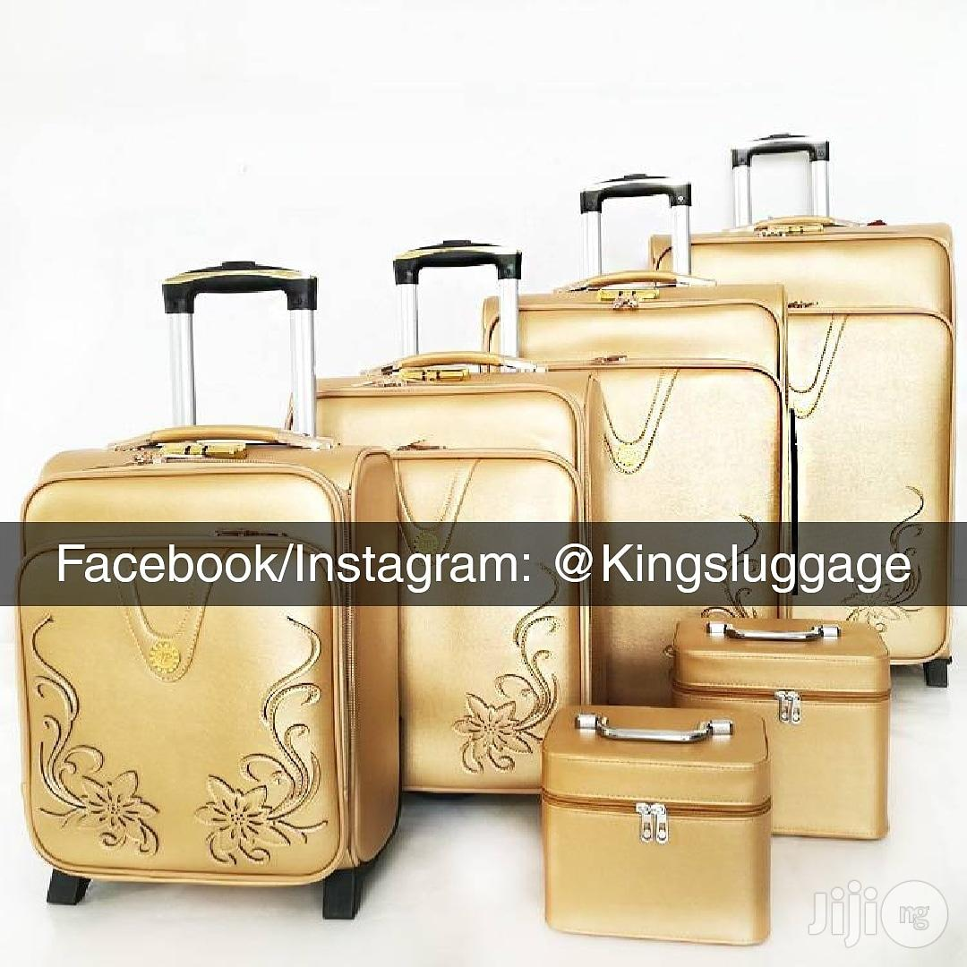 6set Trolley Luggage