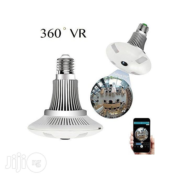 Archive: WIFI LED Bulb IP Camera With Night Vision Remote View on Smartphone
