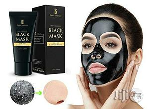 Deep Cleansing Black Mask Whitening Camplex. | Skin Care for sale in Lagos State, Ikeja