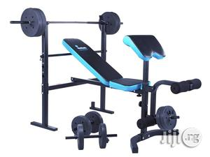 Standard Weight Bench for Industrial and Home Use | Sports Equipment for sale in Rivers State, Port-Harcourt