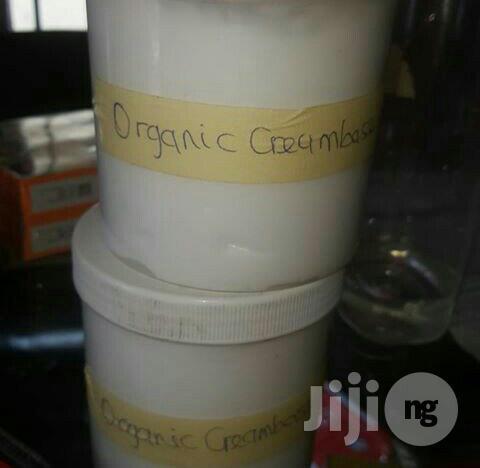 Archive: Organic Plain Base Cream 1kg