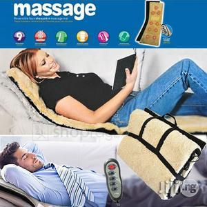 Brand New 2 In 1electric Reversible Full Body Massage Mat | Massagers for sale in Rivers State, Port-Harcourt