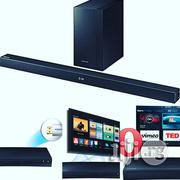 Samsung Sound Bar Wireless & Blu-ray Smart DVD 1000watts | Audio & Music Equipment for sale in Lagos State, Ojota