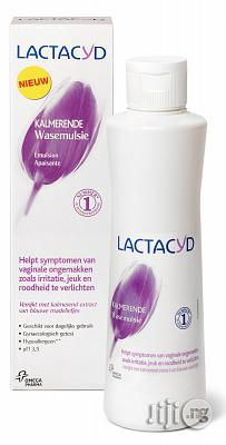 Lactacyd Wasemulsie Calming Vaginal Care 250ml | Sexual Wellness for sale in Lagos State, Surulere