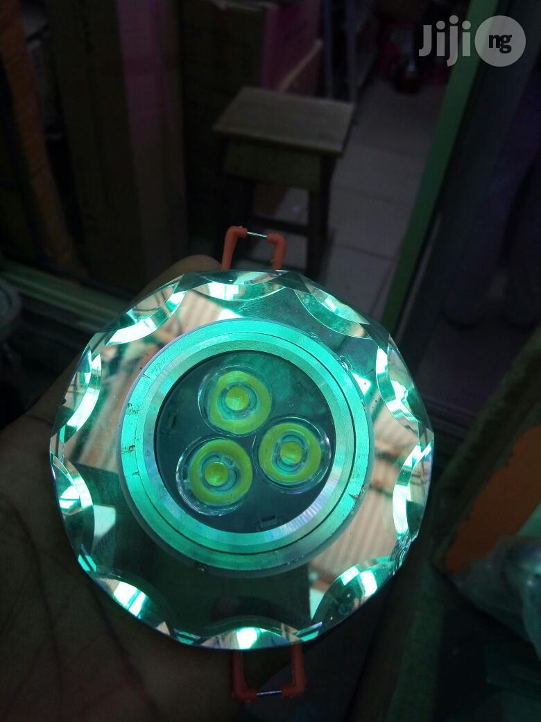 Recess Light Or Spot Light
