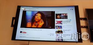Samsung Smart Curved UHD 4k LED 55inchs   TV & DVD Equipment for sale in Lagos State, Ojo
