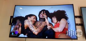"Samsung Smart Curved UHD 4k Led TV 55"" | TV & DVD Equipment for sale in Lagos State, Ojo"