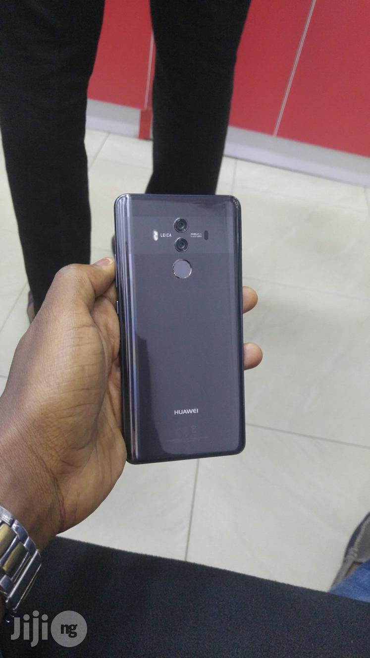 Huawei Mate 10 Pro 128 GB Black | Mobile Phones for sale in Ikeja, Lagos State, Nigeria