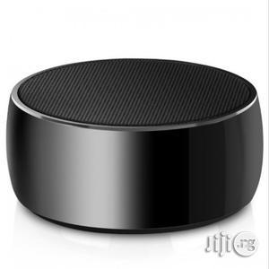 Simplicity Bluetooth Speaker, Heavy Duty Materials, Subpar Bass