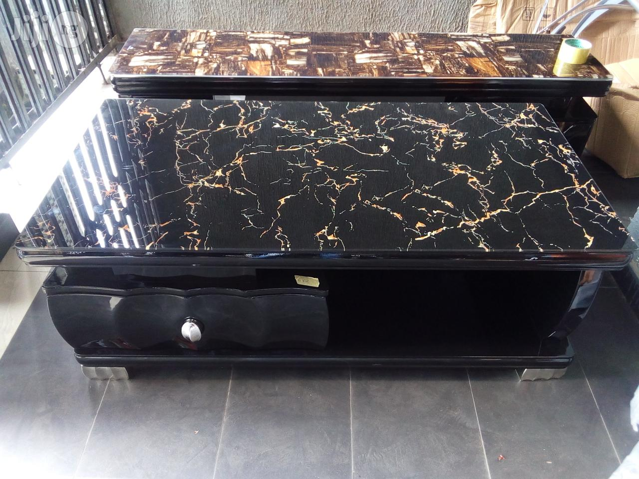 Picture of: This Is A Brand New Center Table For Living Room In Ajah Furniture Ugo Best Interior Jiji Ng