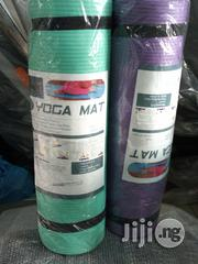 Jumbo Size Yoga Mats Available In Different Colors   Sports Equipment for sale in Rivers State, Port-Harcourt