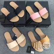 Forever 21 Slippers Available Black,Peach and Cream, 37-41 | Shoes for sale in Lagos State, Surulere