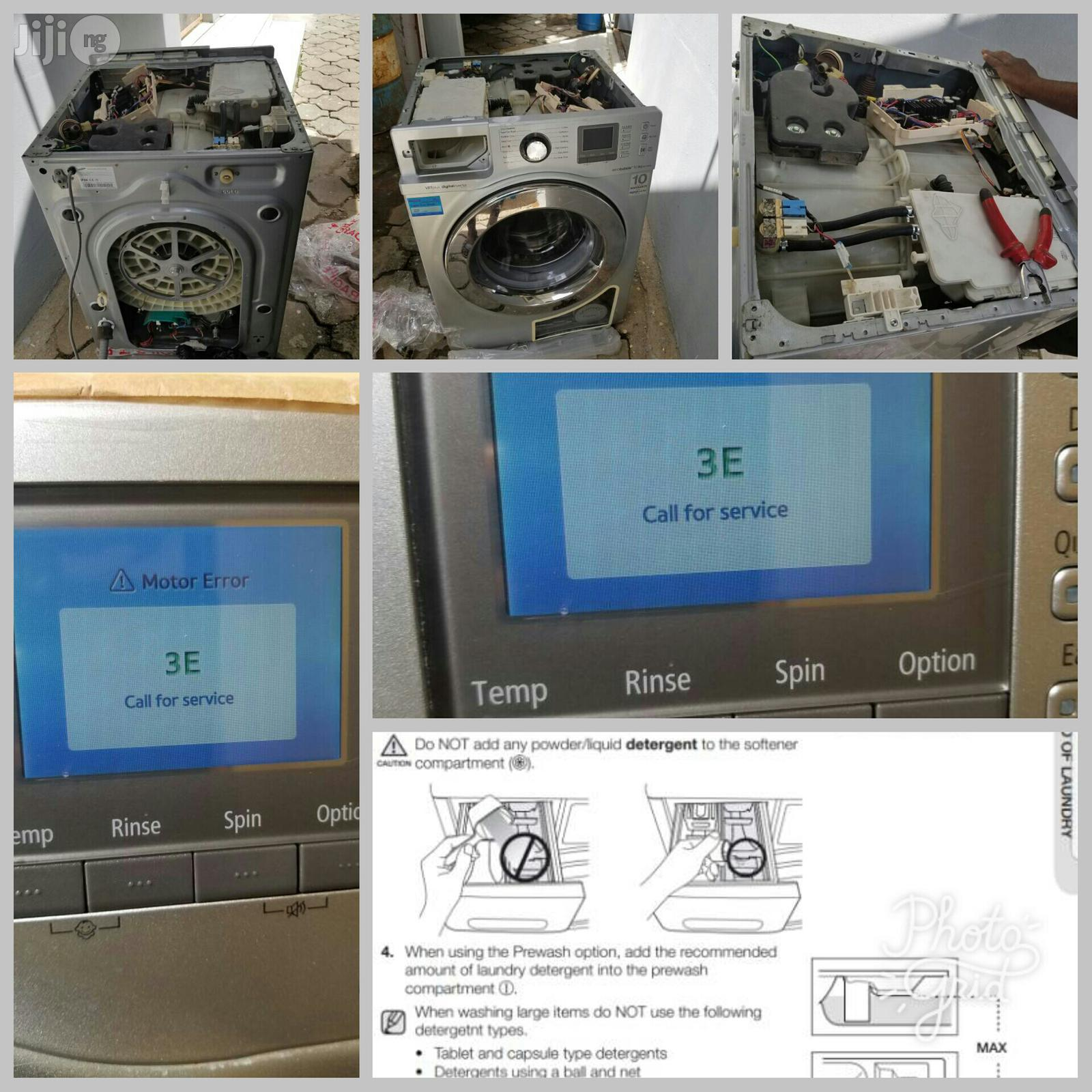 Repair Your Washing Machine