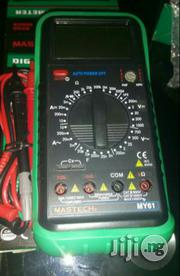Mastech My61 Digital Multimeter | Measuring & Layout Tools for sale in Lagos State, Ojo