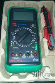 Mastech My62 Digital Multimeter | Measuring & Layout Tools for sale in Lagos State, Ojo