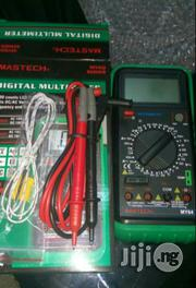 Mastech My64 Digital Multimeter | Measuring & Layout Tools for sale in Lagos State, Ojo