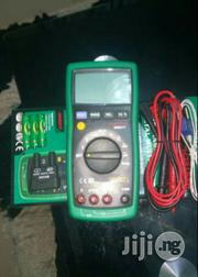 Mastech MS8217 Autoranging Multimeter | Measuring & Layout Tools for sale in Lagos State, Ojo