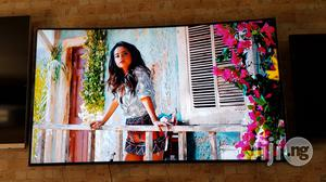 Samsung Smart Curved UHD 4K LED Tv 55 Inches | TV & DVD Equipment for sale in Lagos State, Ojo