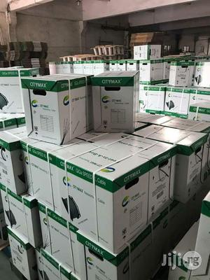 Citymax Cat6 Cable   Computer Accessories  for sale in Lagos State, Ikeja
