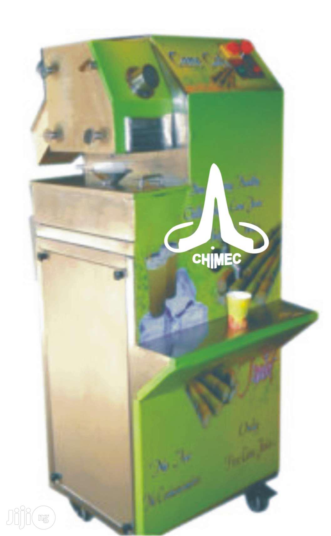 Sugarcane Juice Extracting Machine In Garki 1 Restaurant Catering Equipment Transchimec Abuja Jiji Ng For Sale In Garki 1 Buy Restaurant Catering Equipment From Transchimec Abuja On Jiji Ng