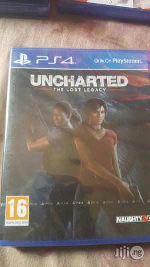 Uncharted 5 Playstation 4   Video Games for sale in Lagos State, Lekki