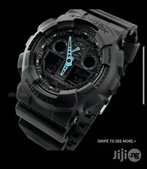 G-Shock Digital Watch Rubber Watch | Watches for sale in Lagos State, Lagos Island (Eko)