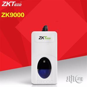 ZKT ZK9000 USB Fingerprint Reader Scanner Sensor | Computer Accessories  for sale in Lagos State, Ikeja